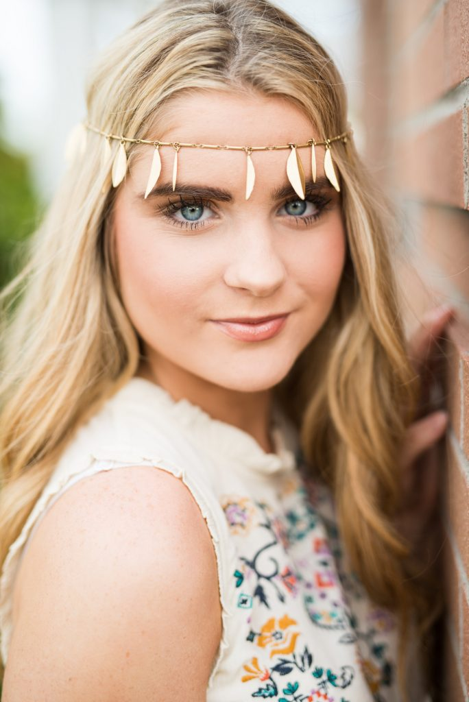 Perrysburg, OH Makeup Artist Merle Norman Spray Tan SunSpray by Kathryn Photography Brittany Ganss