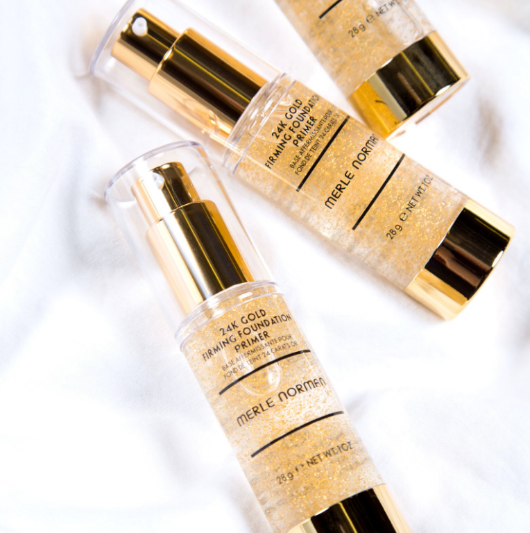 24K gold merle norman makeup primer.