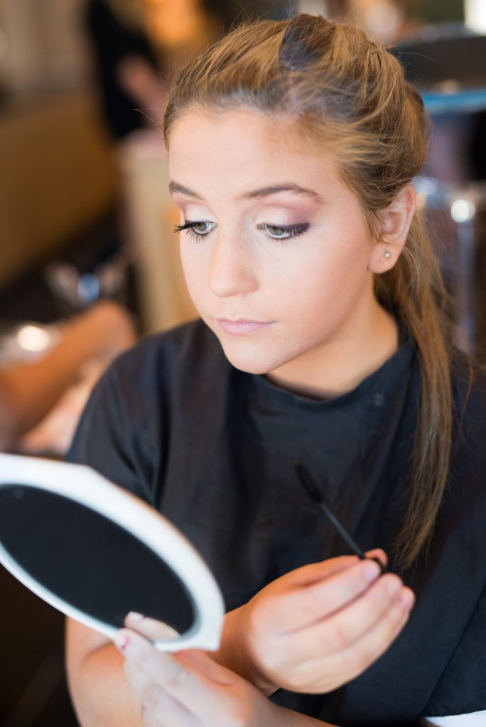 Toledo, OH Makeup Artist Merle Norman Spray Tan by SunSpray by Kathryn Photographer Brittany Ganss